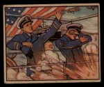 1938 Gum Inc. Horrors of War #53   Bomb Wounds the Panay Commander Front Thumbnail