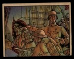 1938 Gum Inc. Horrors of War #75   Hsia Ching-yuan Saves His Doomed Men Front Thumbnail