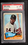 1965 Topps #81  Don Buford  Front Thumbnail