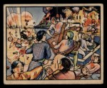 1938 Gum Inc. Horrors of War #44   The Bombardment of Almeria Front Thumbnail
