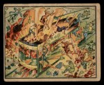 1938 Gum Inc. Horrors of War #14   Bomb Kills Passengers on Shanghai Trolley Front Thumbnail
