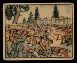 1938 Gum Inc. Horrors of War #19   Murder at Monarchist's Funeral Front Thumbnail