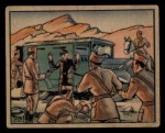 1938 Gum Inc. Horrors of War #211   Rebels Capture Loyalist Gold Front Thumbnail