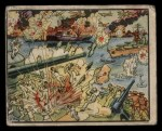 1938 Gum Inc. Horrors of War #15   U.S.S. Augusta is Hit by Shell as Shanghai Burns Front Thumbnail