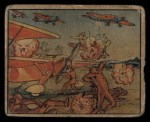 1938 Gum Inc. Horrors of War #62   Bombers Raid Jap Airdrome in New Defensive Front Thumbnail