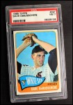 1965 Topps #297  Dave DeBusschere  Front Thumbnail