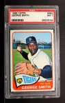 1965 Topps #483  George Smith  Front Thumbnail