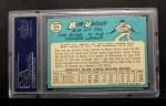 1965 Topps #519  Bob Uecker  Back Thumbnail