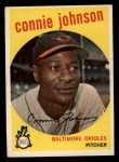 1959 Topps #21  Connie Johnson  Front Thumbnail