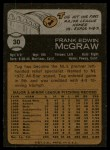 1973 Topps #30  Tug McGraw  Back Thumbnail