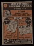 1972 Topps #46   -  Glenn Beckert In Action Back Thumbnail