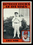 1972 Topps #345   -  Rick Wise Boyhood Photo Front Thumbnail