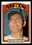 1972 Topps #407  Chuck Taylor  Front Thumbnail