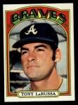 1972 Topps #451  Tony La Russa  Front Thumbnail