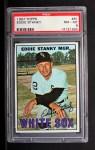 1967 Topps #81  Eddie Stanky  Front Thumbnail