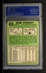1967 Topps #26 *xTR* Bob Priddy  Back Thumbnail