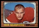 1966 Topps #42  Bob Scarpitto  Front Thumbnail