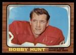 1966 Topps #71  Bobby Hunt  Front Thumbnail