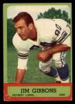 1963 Topps #30  Jim Gibbons  Front Thumbnail