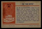 1954 Bowman Power for Peace #82   The Coke Bottle Back Thumbnail