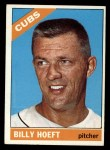 1966 Topps #409  Billy Hoeft  Front Thumbnail