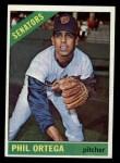 1966 Topps #416  Phil Ortega  Front Thumbnail