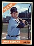 1966 Topps #413  John Romano  Front Thumbnail