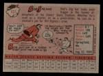1958 Topps #437  Bob Speake  Back Thumbnail
