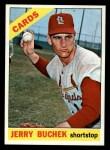1966 Topps #454  Jerry Buchek  Front Thumbnail