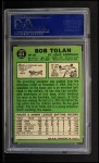 1967 Topps #474  Bobby Tolan  Back Thumbnail