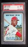 1967 Topps #474  Bobby Tolan  Front Thumbnail