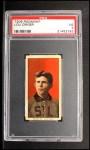 1909 T206  Lou Criger  Front Thumbnail