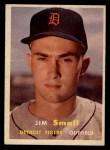 1957 Topps #33  Jim Small  Front Thumbnail