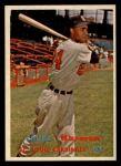 1957 Topps #299  Chuck Harmon  Front Thumbnail