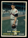 1957 Topps #120  Bob Lemon  Front Thumbnail