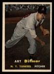 1957 Topps #132  Art Ditmar  Front Thumbnail