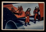 1951 Bowman Jets Rockets and Spacemen #8   Looking at the Universe Front Thumbnail