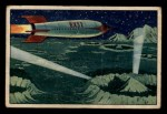 1951 Bowman Jets Rockets and Spacemen #14   Circling Moon for Landing Front Thumbnail
