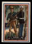 1953 Topps Fighting Marines #95   Spanish American War Front Thumbnail