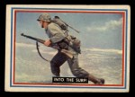 1953 Topps Fighting Marines #13   Into The Surf Front Thumbnail