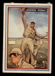 1953 Topps Fighting Marines #34   Landing Signal Front Thumbnail