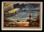 1953 Topps Fighting Marines #41   Into The Night Front Thumbnail
