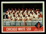 1976 Topps #656   -  Chuck Tanner White Sox Team Checklist Front Thumbnail