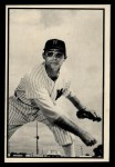 1953 Bowman Black and White #9  Walt Masterson  Front Thumbnail