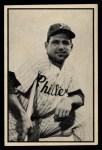 1953 Bowman Black and White #14  Bill Nicholson  Front Thumbnail