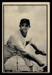 1953 Bowman B&W #9  Walt Masterson  Front Thumbnail