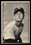 1953 Bowman B&W #59  Duane Pillette  Front Thumbnail
