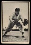 1953 Bowman B&W #32  Rocky Bridges  Front Thumbnail