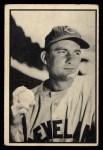 1953 Bowman B&W #27  Bob Lemon  Front Thumbnail