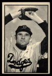 1953 Bowman Black and White #26  Preacher Roe  Front Thumbnail